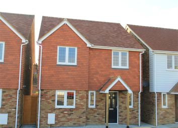 Thumbnail 4 bedroom detached house to rent in Orchard Way, Westfield, East Sussex