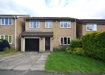 Thumbnail 4 bed detached house to rent in Beeston Avenue, Wakes Meadow, Northampton