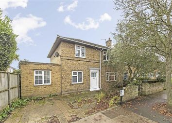 Thumbnail 3 bed flat for sale in Gordon Road, Kew, Richmond