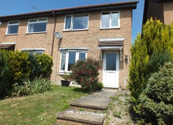 Thumbnail 3 bed property for sale in Churchill Close, Folkestone