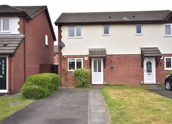 Thumbnail 2 bedroom semi-detached house for sale in Cwrt Llwyn Fedwen, Morriston, Swansea