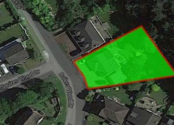 Thumbnail Land for sale in Bullers Wood Drive, Chislehurst, Kent