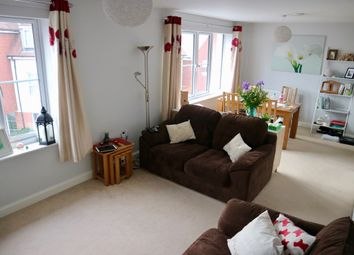 Thumbnail 2 bed flat for sale in Beech Road, Bishops Green