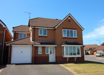 Thumbnail 4 bed detached house for sale in Chelsea Close, Nuthall, Nottingham