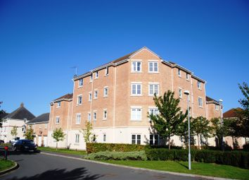 Thumbnail 3 bed flat for sale in Waterfall House, Endeavour Road, Swindon