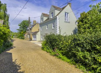 Thumbnail 5 bedroom link-detached house for sale in Laughtons Lane, Houghton, Huntingdon