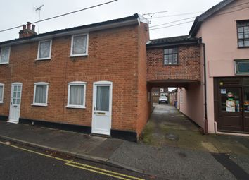 Thumbnail 2 bed semi-detached house to rent in Angel Street, Hadleigh, Ipswich