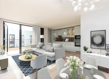 Thumbnail 2 bed flat for sale in The Ram Quarter, Ram Street, Wandsworth, London