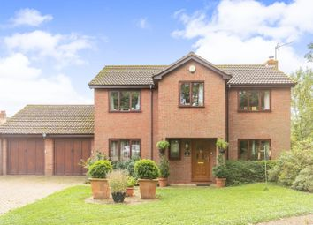 Thumbnail 4 bed detached house to rent in Wren Close, Deeping St. Nicholas, Spalding