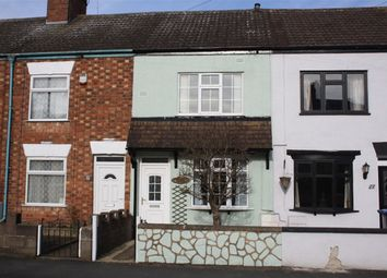 Thumbnail 2 bed property to rent in Lutterworth Road, Burbage, Leicestershire