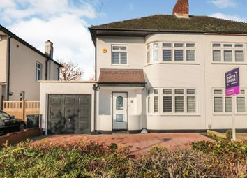 Thumbnail 3 bed semi-detached house for sale in Apple Grove, Enfield
