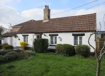 Thumbnail 2 bedroom semi-detached bungalow for sale in Field Road, Mildenhall, Bury St. Edmunds
