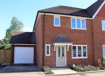 Thumbnail 3 bed semi-detached house for sale in Foreman Road, Ash