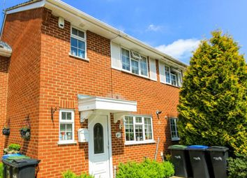 Thumbnail 3 bed terraced house for sale in Gladbeck Way, Enfield