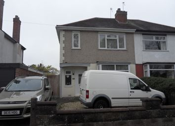 3 bed semi-detached house to rent in Chellaston Road, Derby DE24