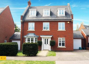 Thumbnail 5 bed detached house to rent in Hazel Lane, Ilford