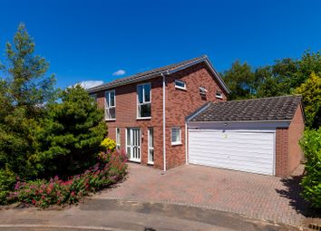 Thumbnail 4 bed detached house for sale in Dagnalls, Letchworth Garden City