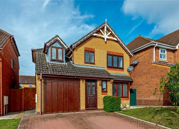 Thumbnail 3 bedroom detached house for sale in Cyclamen Close, Northampton, Northamptonshire