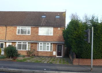 Thumbnail Semi-detached house to rent in Harborough Road, Oadby, Leicester