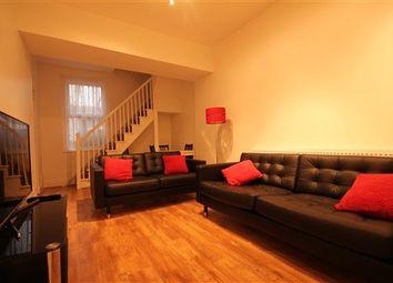 Thumbnail 6 bedroom terraced house to rent in Heaton Road, Heaton, Newcastle Upon Tyne