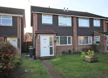 Thumbnail 3 bed semi-detached house for sale in Yew Tree Gardens, Denmead, Waterlooville, Hampshire