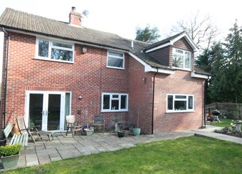 Thumbnail 4 bedroom detached house for sale in Hampstead Norreys Road, Hermitage, Thatcham