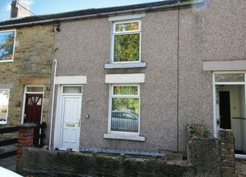 Thumbnail 2 bed terraced house for sale in Hargill Road, Crook, Durham