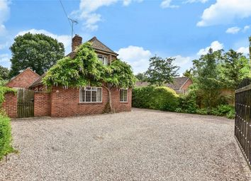 Thumbnail 3 bed detached house for sale in Rowledge, Farnham, Surrey
