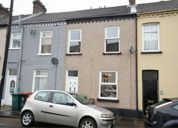 Thumbnail 2 bedroom terraced house for sale in Feering Street, Newport