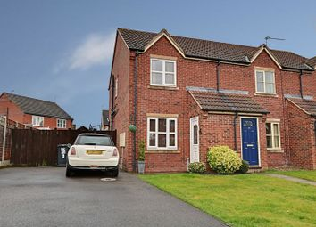 Thumbnail 2 bed terraced house for sale in Ferry Meadows Park, Kingswood, Hull