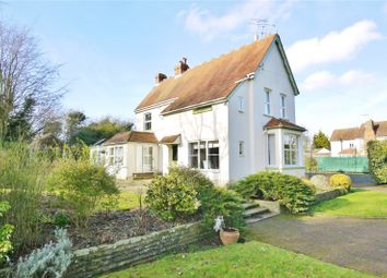 Thumbnail 4 bed detached house for sale in Queen Street, Fyfield, Ongar, Essex