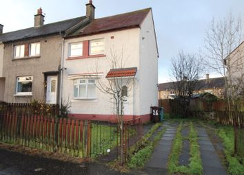 Thumbnail 2 bed terraced house to rent in Tamarack Crescent, Viewpark, North Lanarkshire
