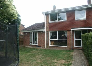 Thumbnail 4 bed property for sale in Elvin Close, Hordle, Lymington