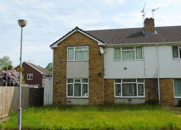 Thumbnail 2 bed flat to rent in Ontario Way, Lakeside, Cardiff