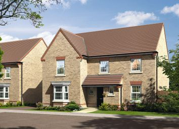 "Thumbnail 5 bed detached house for sale in ""Manning"" at Morganstown, Cardiff"