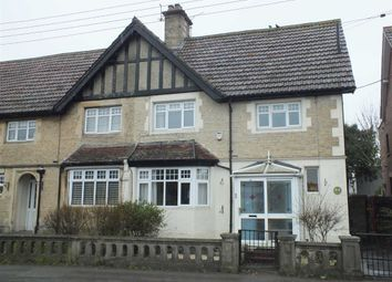 Thumbnail 3 bed end terrace house for sale in Beanacre Road, Melksham, Wiltshire