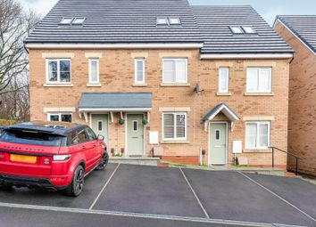 Thumbnail 3 bed terraced house for sale in Beauchamp Walk, Gorseinon, Swansea