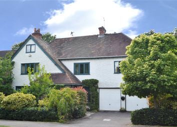 Thumbnail 5 bed detached house for sale in New Wokingham Road, Crowthorne, Berkshire