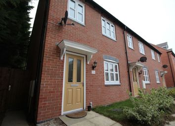 Thumbnail 3 bed terraced house for sale in Perle Road, Burton-On-Trent