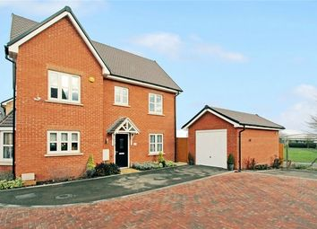 Thumbnail 3 bed detached house for sale in Radcliffe Mews, Shortstown, Bedford