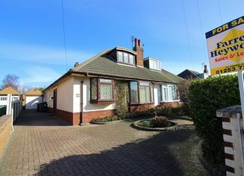 Thumbnail 4 bed bungalow for sale in Shepherd Road, Lytham St. Annes