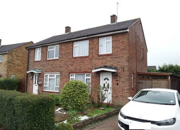 Thumbnail 2 bed semi-detached house for sale in Ryecroft Crescent, Arkley, Barnet