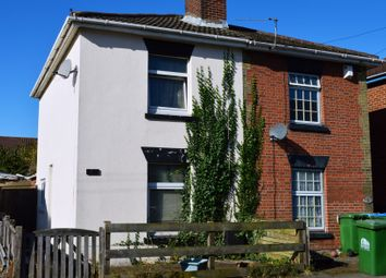 Thumbnail 3 bedroom semi-detached house for sale in Bourne Road, Freemantle, Southampton, Hampshire