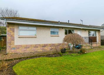Thumbnail 3 bed bungalow for sale in 5 Westwood Gardens, Galashiels, Scottish Borders