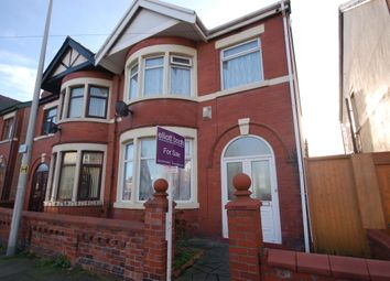 3 bed semi-detached house for sale in Ripon Road, Blackpool FY1