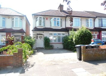 Thumbnail 3 bed end terrace house for sale in Bowes Road, New Southgate, London