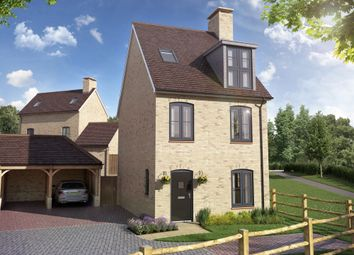 Thumbnail 4 bed detached house for sale in Station Road, Bordon