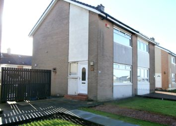 Thumbnail 2 bed semi-detached house for sale in Auchencrow Street, South Rogerfield, Glasgow