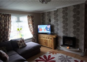 Thumbnail 3 bed semi-detached house for sale in Glenconner Place, Ayr