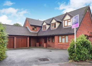 4 bed detached house for sale in Hardwick Close, Swindon SN25